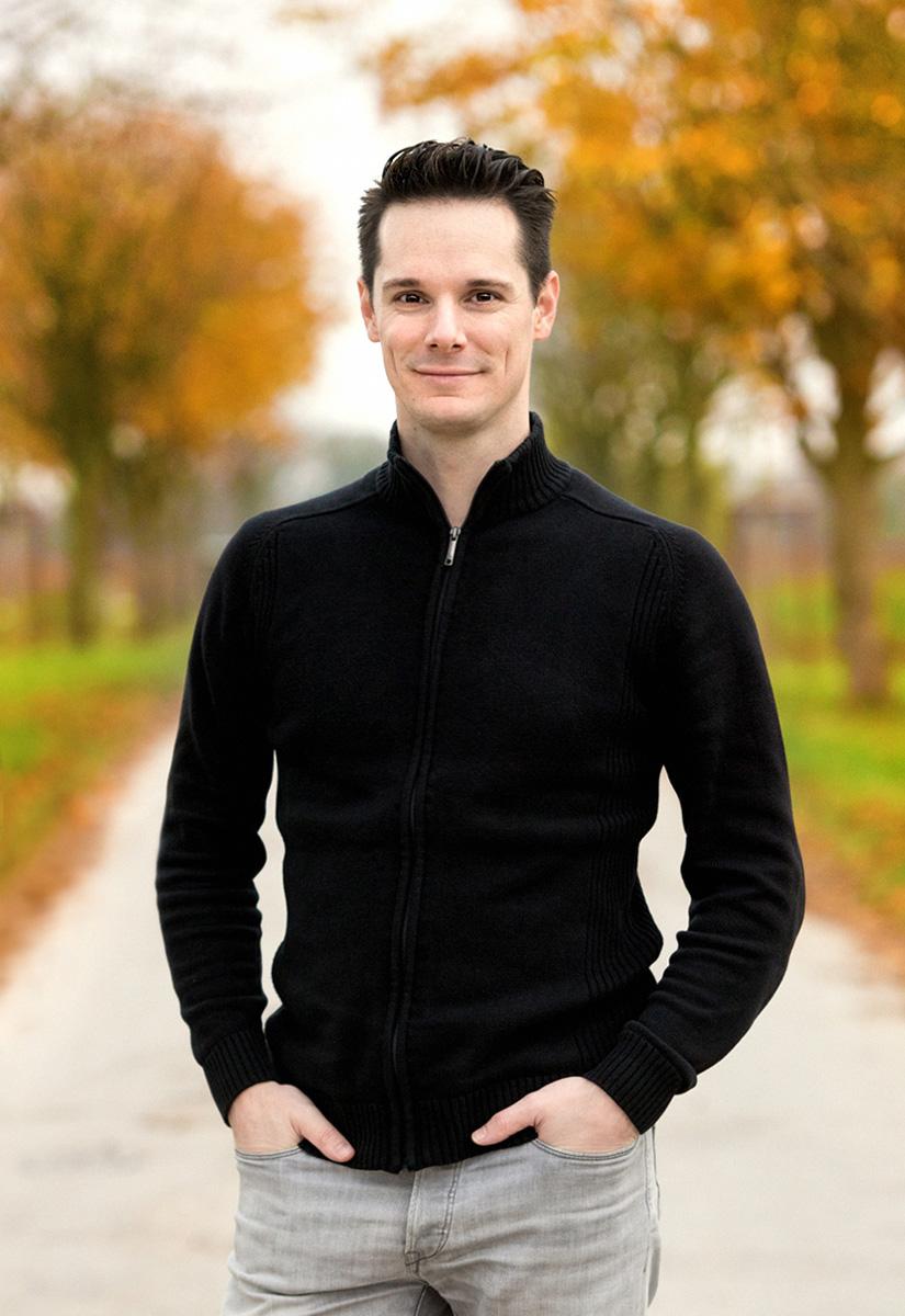 Portrait Philipp Stursberg